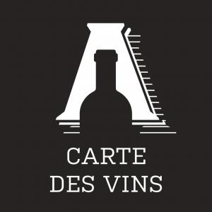 LAnnexe carte des vins sur tablette